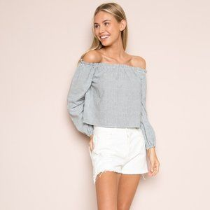 Brandy Melville Theia Top